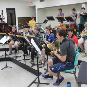 CONCEPTUAL JAZZ: Preparing for the Upcoming School Year