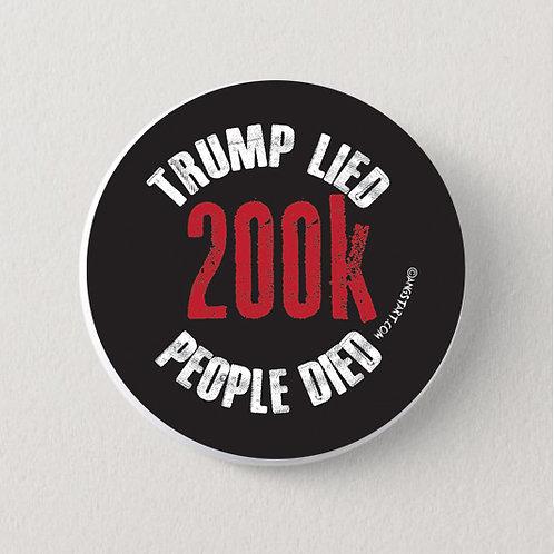 Trump Lied People Died