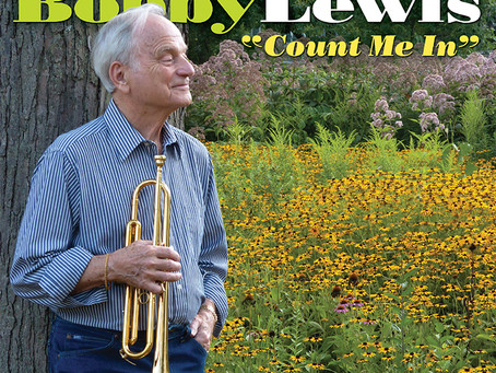 "CD Review: Bobby Lewis ""Count Me In"""