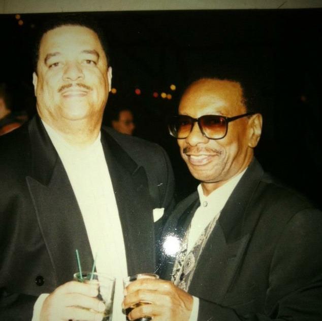 Frank with Ken Chaney.JPG