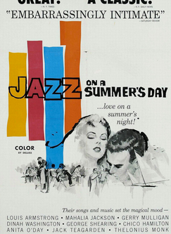 VIEW FROM THE INSIDE:  Remembering Jazz on a Summer's Day