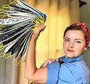 Rosie the maskmaker .JPG