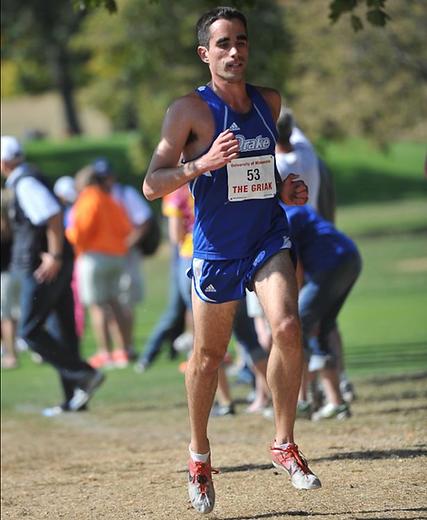 Michael Rodriguez - Private Running Coach