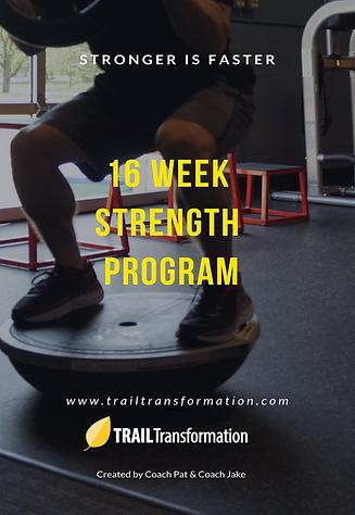 16 Week Strength Program