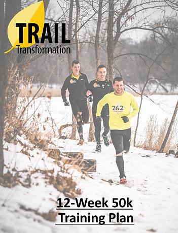 12 week 50k training plan
