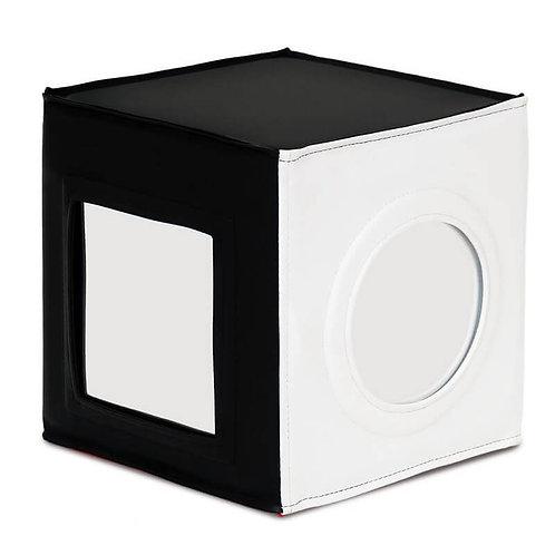 Spoguļu kubs - Melns un balts