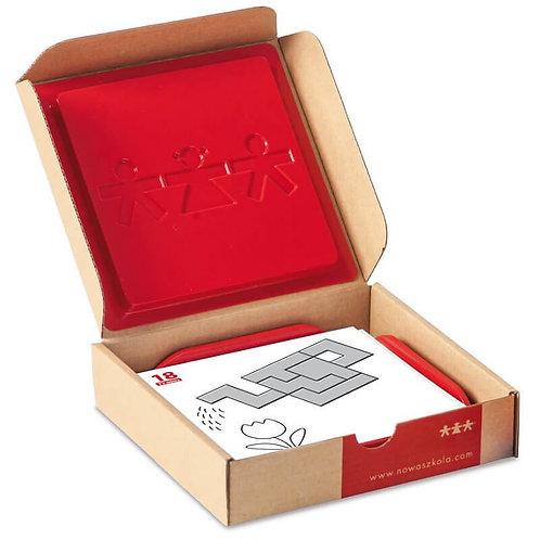 Uzdevumu kartiņas pentomīniem TY0003