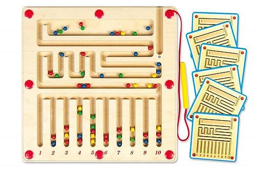 Magnētiskais labirints - Matemātika
