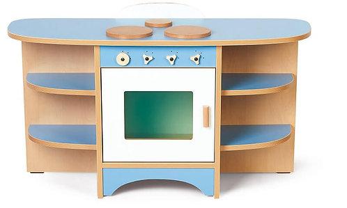 Rotaļu mēbele - Zilā cepeškrāsns