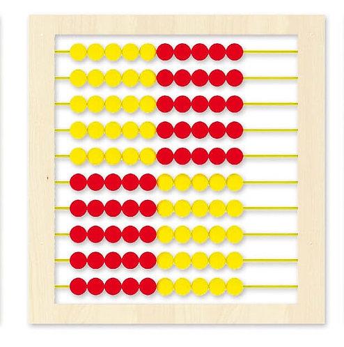 Manipulatīvā tāfeles virsma - Abacus