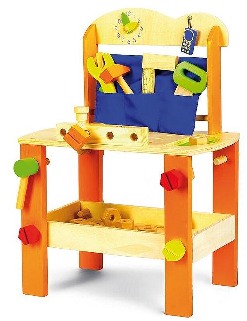 Rotaļu koka instrumentu darbnīca