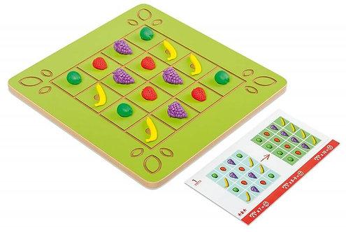 Spēle - Augļu dārzs