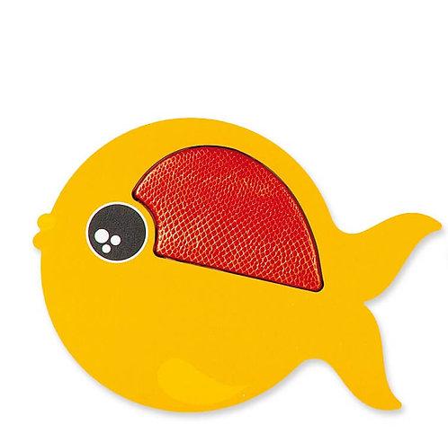 Manipulatīvā paneļa elements - Zivs