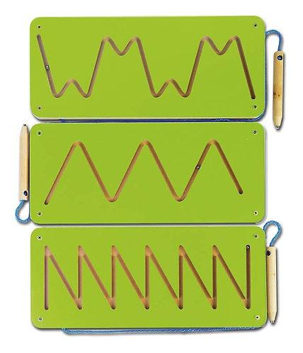 Magnētiskā planšete - Rakstītprasme 1