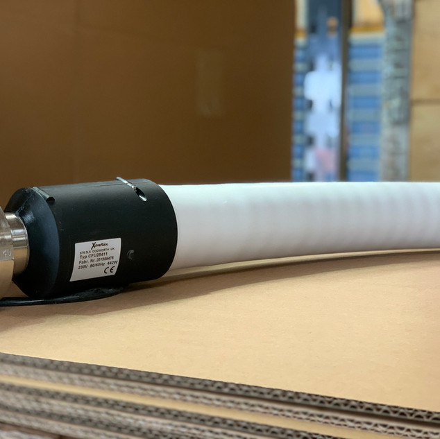 Electrically Heat Traced Hose