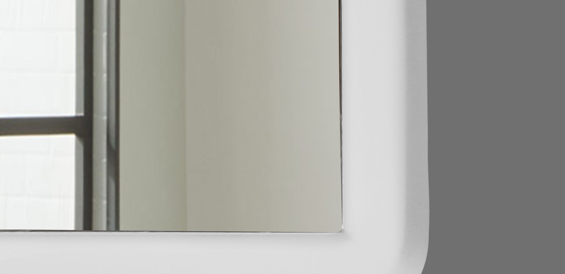 Botton Corner - RAO Hybrid Safety Mirror