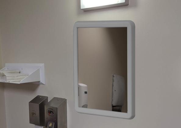 RAO Hybrid Safety Mirror