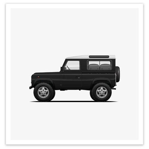 D90 - Black