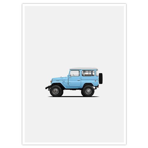 FJ40 - LT Blue