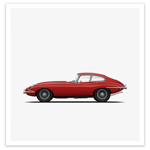 E Type - Red