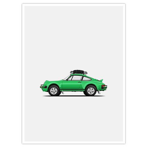 930 Safari - Green