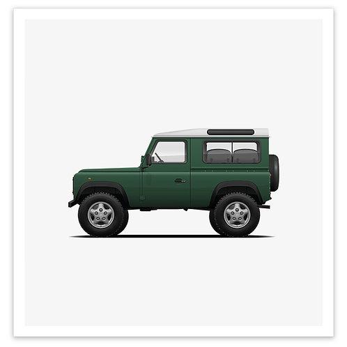 D90 - Green