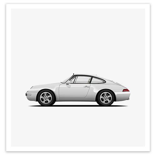993 - White