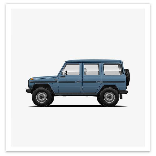 300GD - Blue