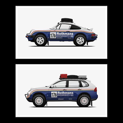 Rothmans Racing Pack