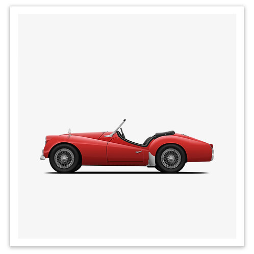 TR3 - Red