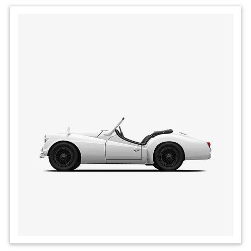 TR3 - White