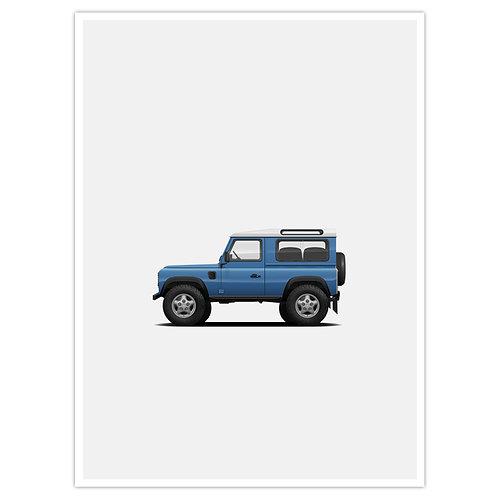 D90 - Arles Blue