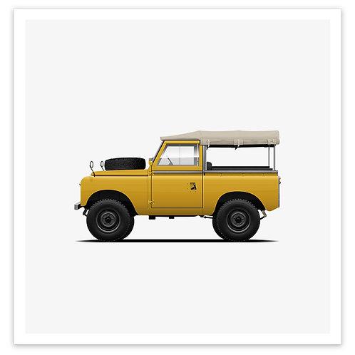 Series iiA - Yellow