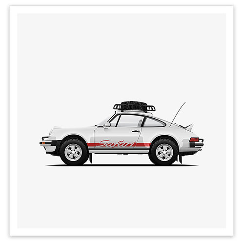Safari 911 - White