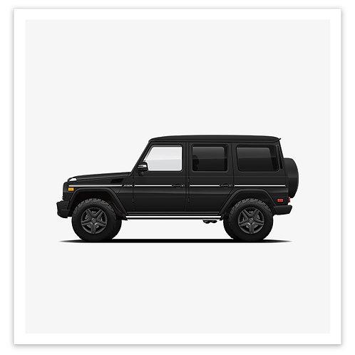 G63 - Black