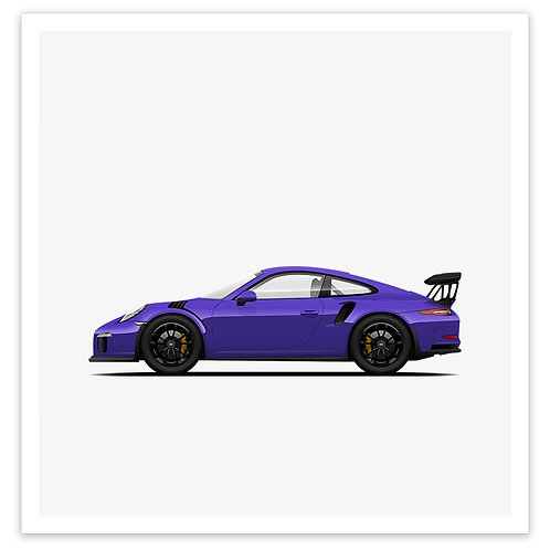 GT3RS - Purple