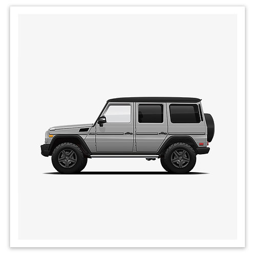 G63 - Silver
