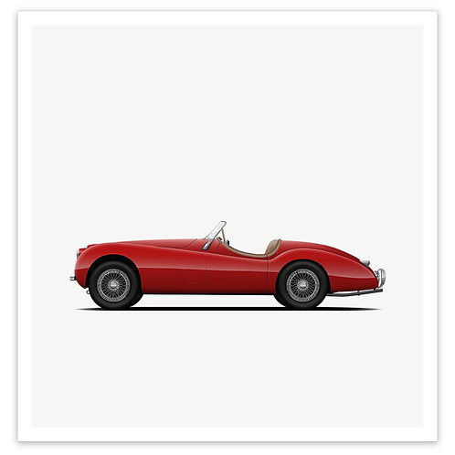 XK120 - Red