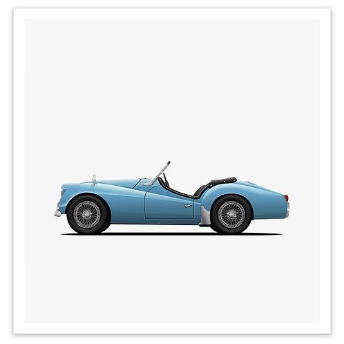 TR3 - Blue