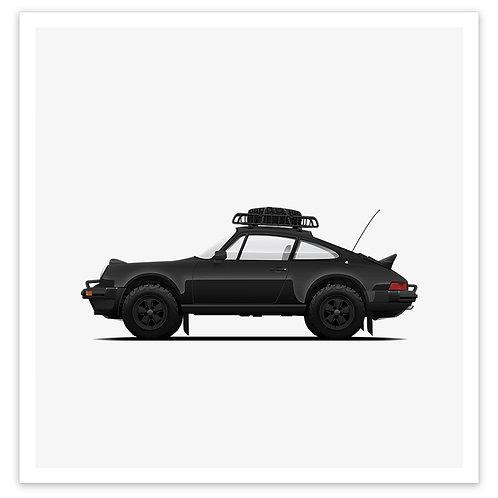 Safari 911 - Black