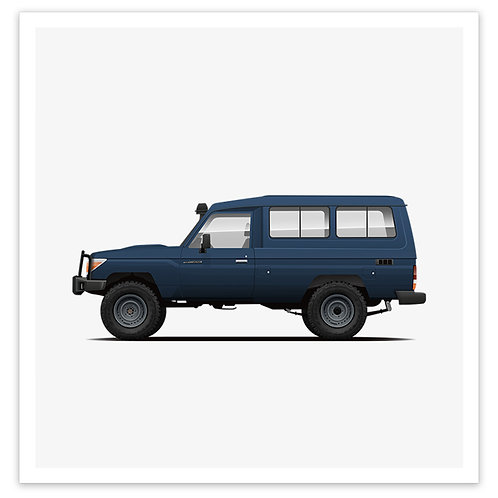 Troopy - Navy