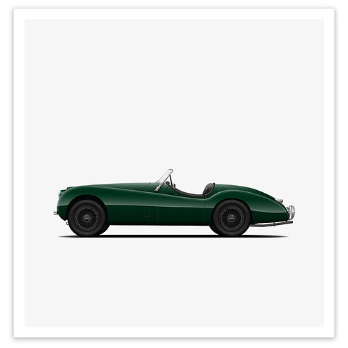 XK120 - Green