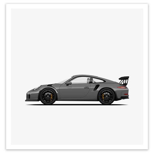 GT3RS - Grey