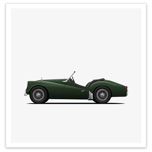 TR3 - Green