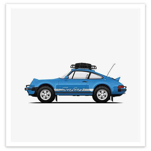 Safari 911 - Blue