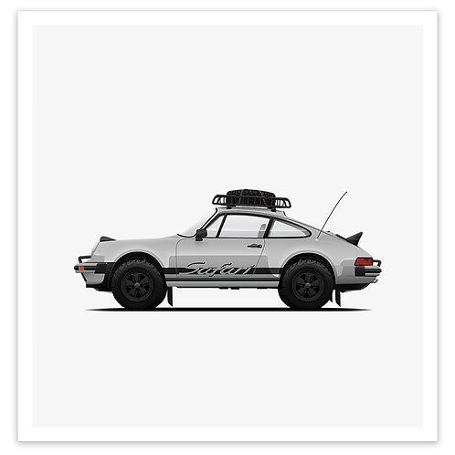 Safari 911 - Silver