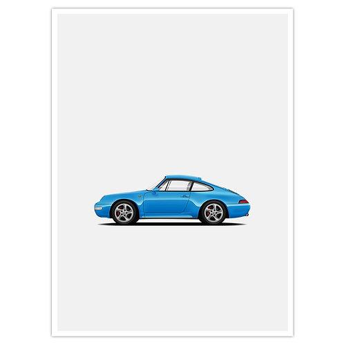 993 - Blue