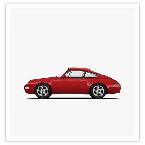 993 - Red