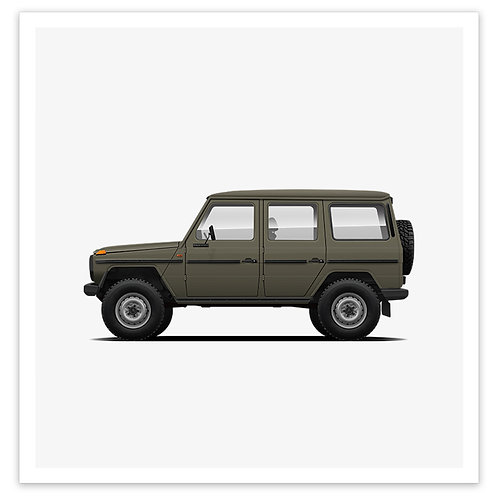 300GD - Army Green