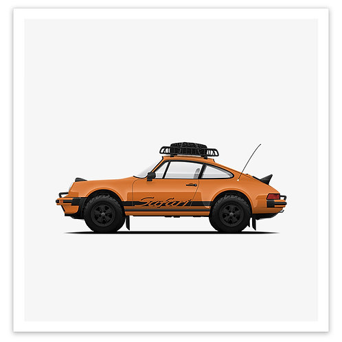 Safari 911 - Orange